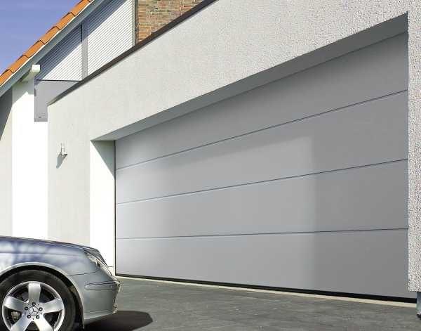 Изображение для категории Секционные гаражные ворота