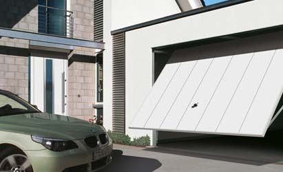 Изображение для категории Подъемно-поворотные гаражные ворота