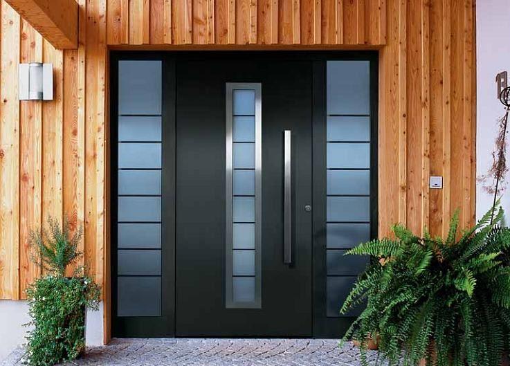 Изображение для категории Входные двери из алюминия