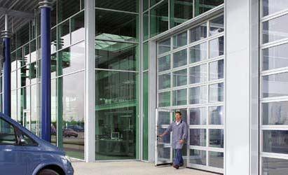 Изображение для категории Промышленные секционные ворота