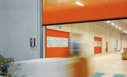 Изображение для категории Скоростные ворота