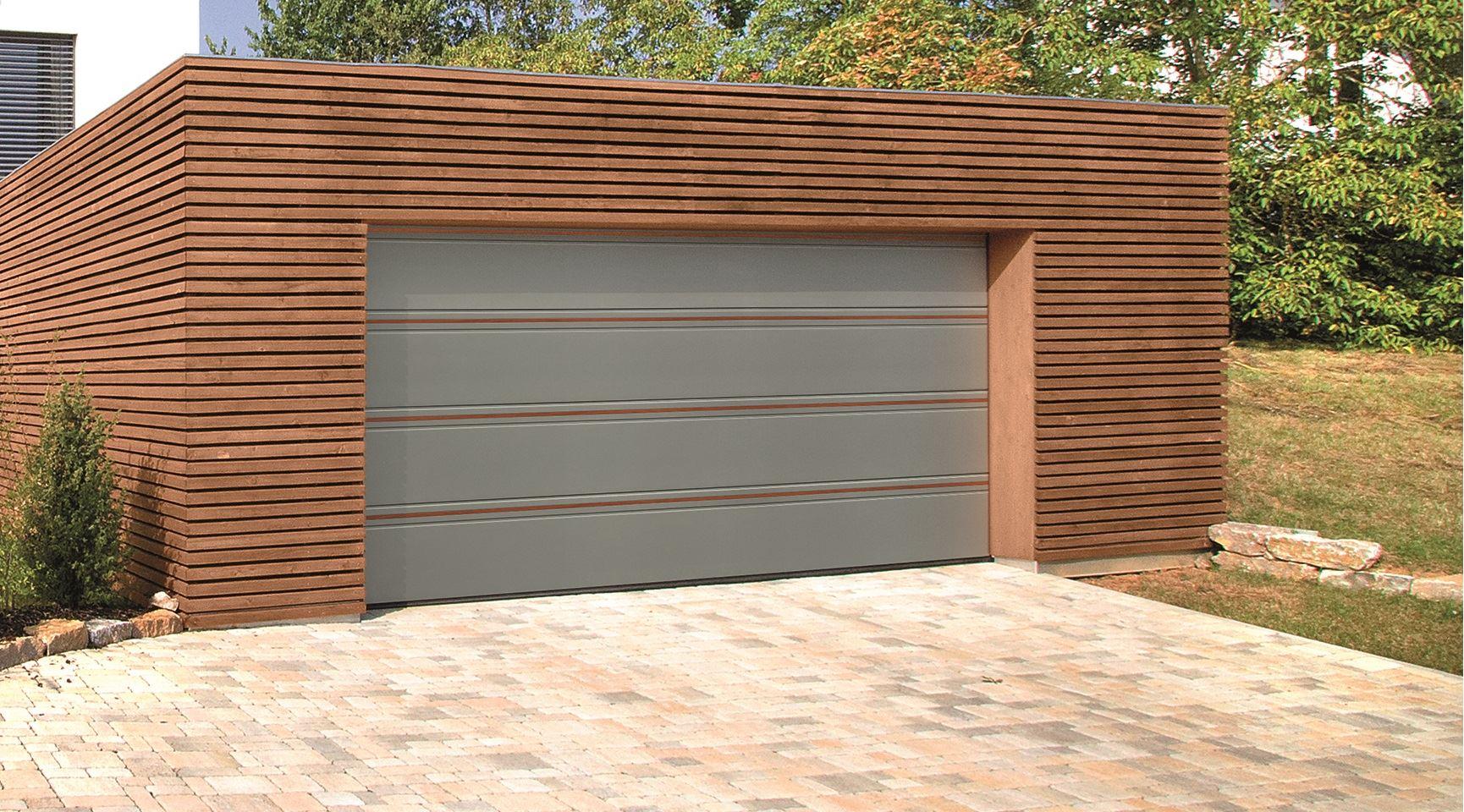 Изображение для категории Ворота гаражные