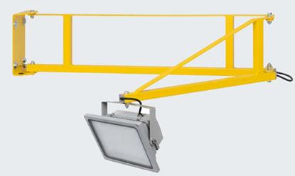Изображение Прожектор для освещения рампы
