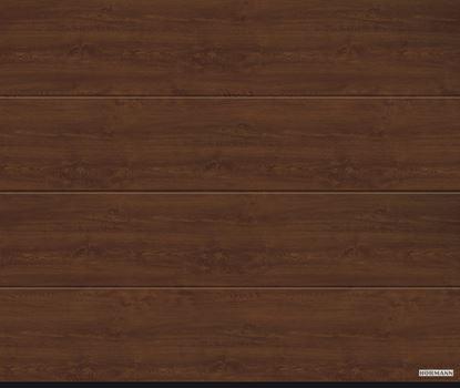 vorota-sekcionnye-lpu-42-3000h3000-decocolor-l-gofr-dark-oak-temnyj-dub