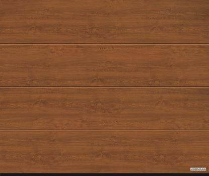 vorota-sekcionnye-lpu-42-3000h3000-decocolor-l-gofr-golden-oak-zolotoj-dub