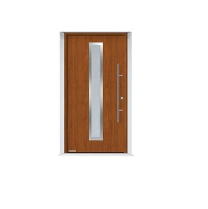 Vhodnaya dver' Thermo 65 motiv THP 700A