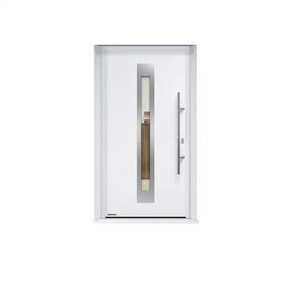 Изображение Входная дверь Thermo65 мотив 750F,  цвет RAL9016, Hormann