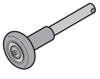 Изображение Ходовой ролик тип KS, высококачественная сталь Арт. 3053385